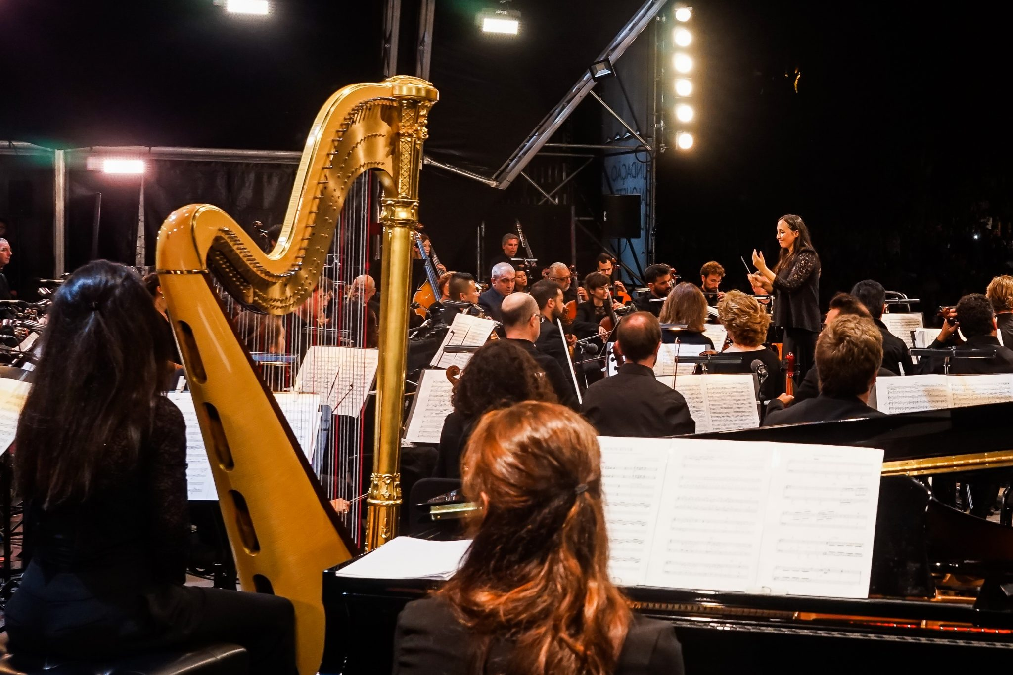 Músicos da Orquestra Gulbenkian