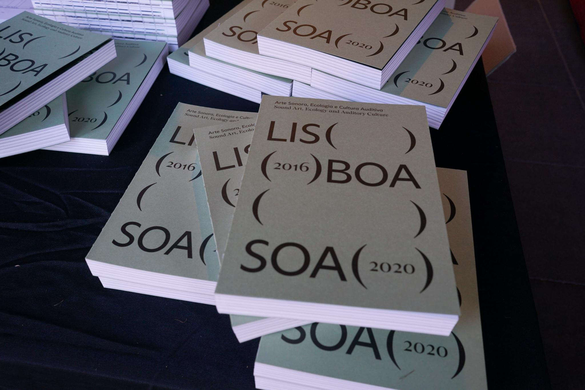 Livro Lisboa Soa